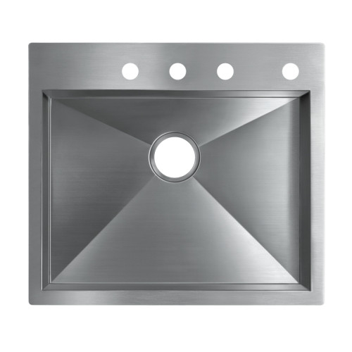 kohler stainless steel sink